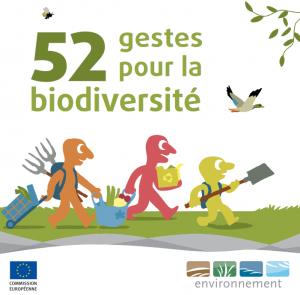 52 gestes pour la biodiversité