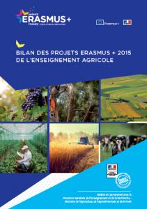 Erasmus + Bilan des projets de l'enseignement agricole