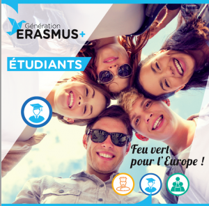 Erasmus+ Etudiants