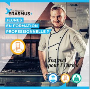 Erasmus + Jeunes en formation professionnelle