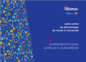 Erasmus + Lutte contre les décrochages de l'école à l'université