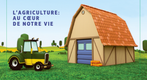 Kit pédagogique Agriculture