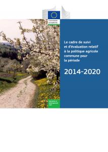 Le cadre de suivi 2014-2020